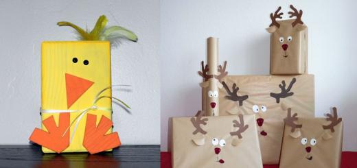 Fai da te: idee per impacchettare il regalo di natale